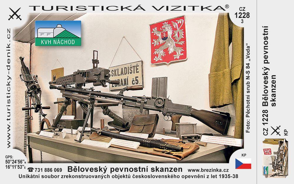 Běloveský pevnostní skanzen