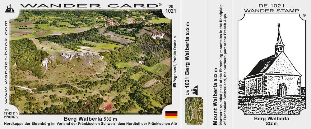Berg Walberla