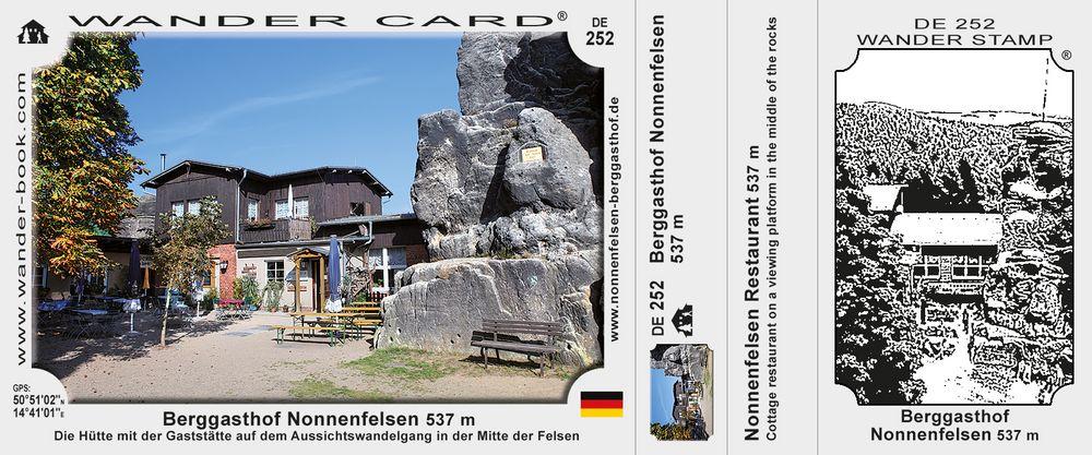 Berggasthof Nonnenfelsen