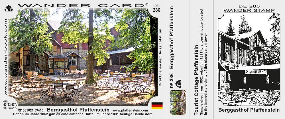 Berggasthof Pfaffenstein