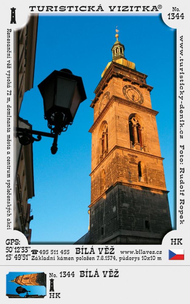Bílá věž v Hradci Králové