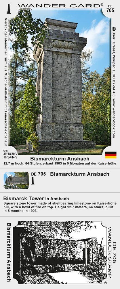 Bismarckturm Ansbach