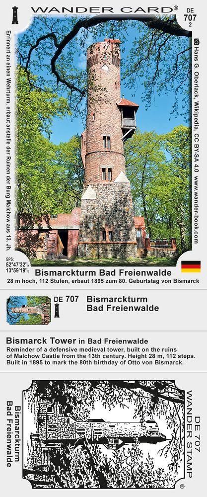 Bismarckturm Bad Freienwalde