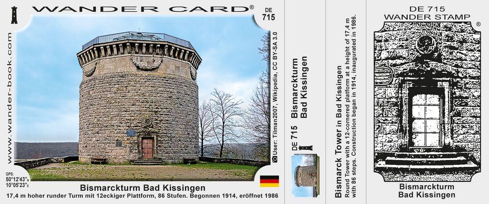 Bismarckturm Bad Kissingen