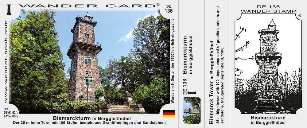 Bismarckturm in Berggießhübel