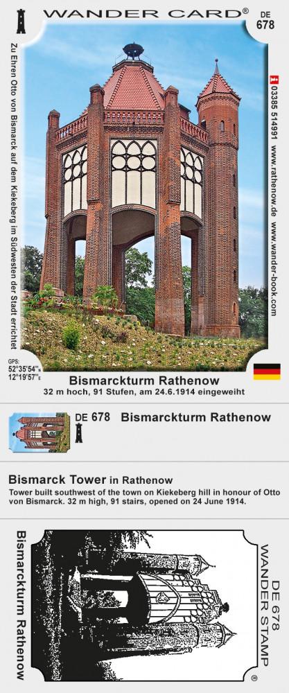 Bismarckturm Rathenow