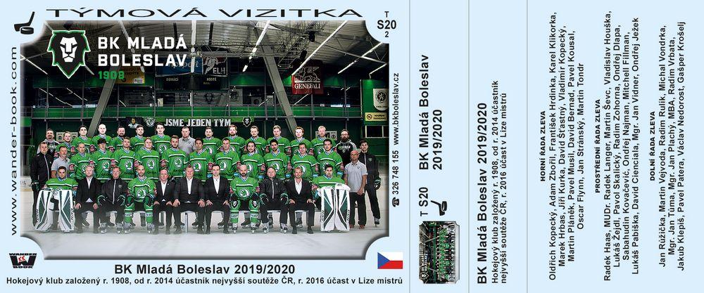 BK Mladá Boleslav 2019/2020