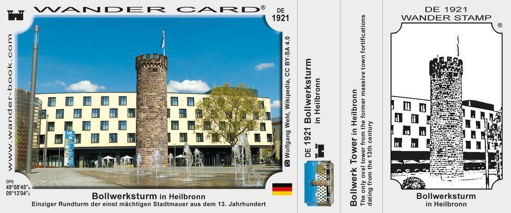 Bollwerksturm in Heilbronn