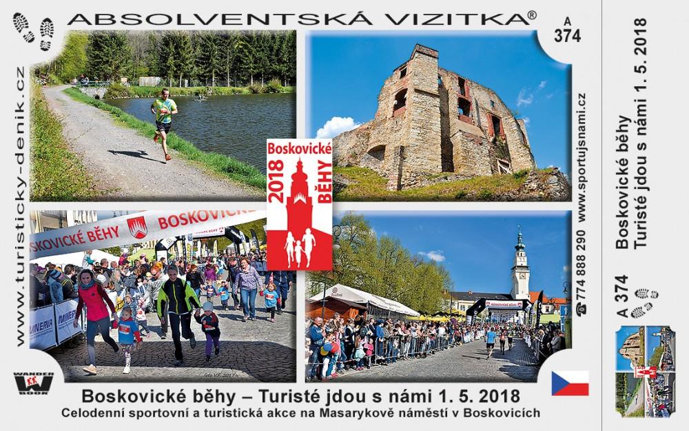 Boskovické běhy 2018