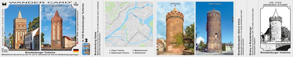 Brandenburger Tortürme
