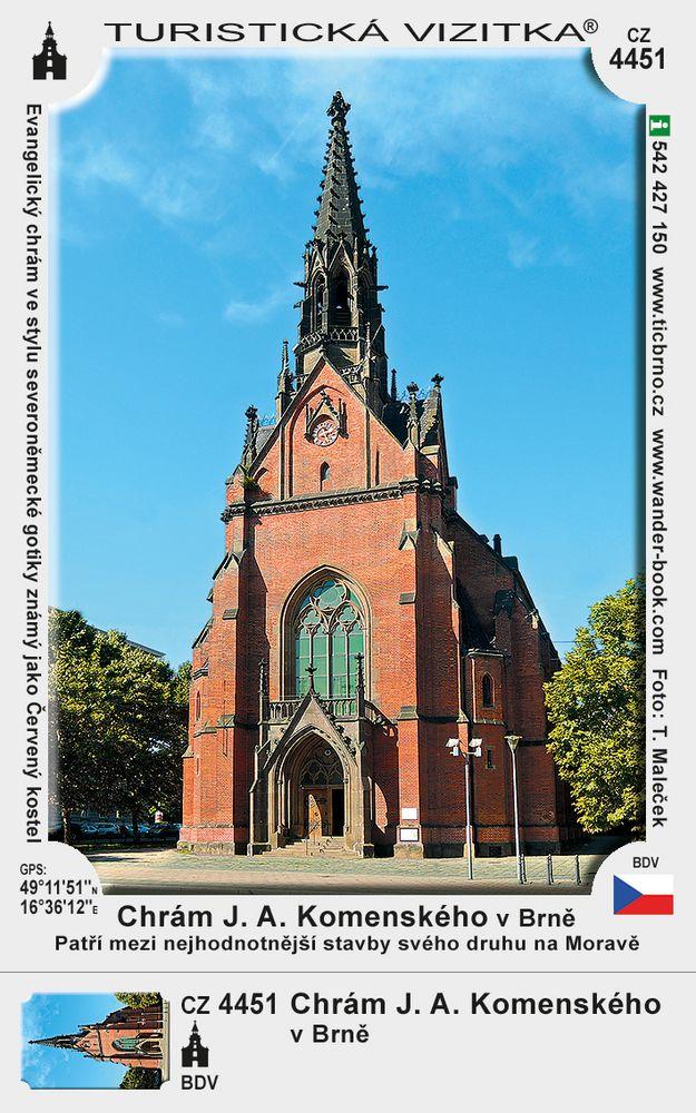 Brno Červený kostel