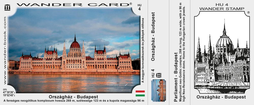 Budapest orszaghaz parlament