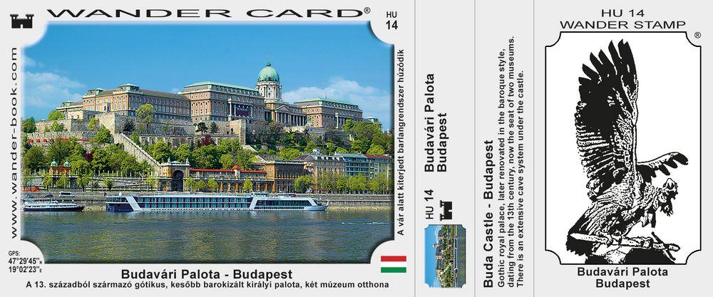 Budavári Palota - Budapest
