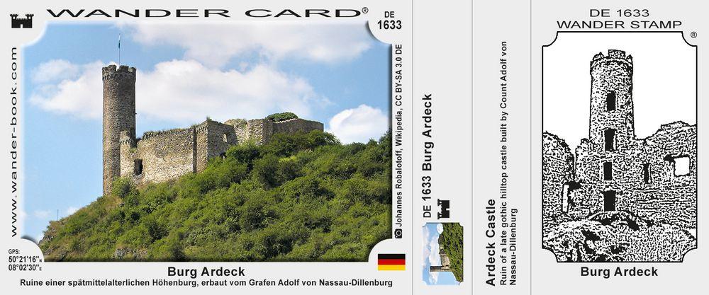 Burg Ardeck