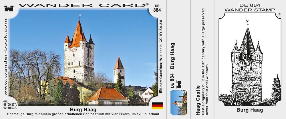 Burg Haag