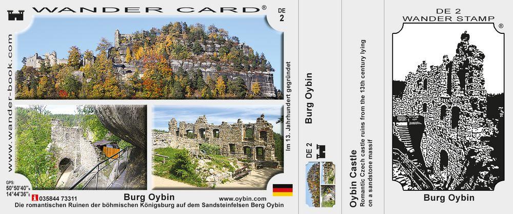 Burg Oybin