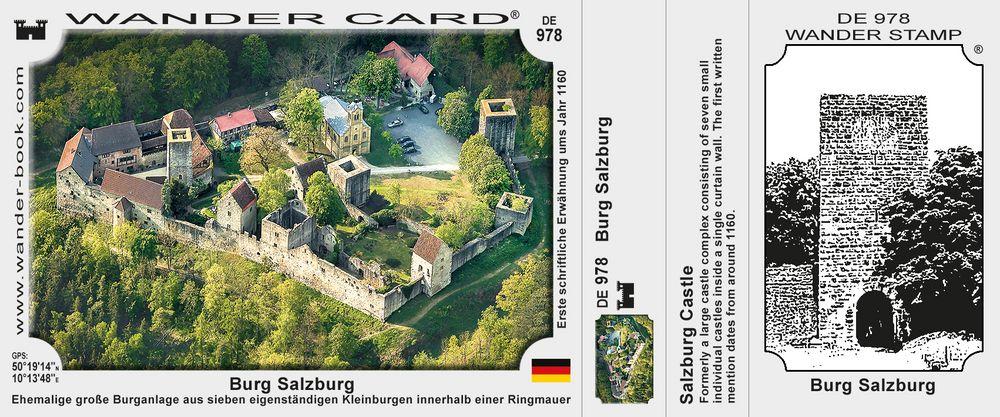 Burg Salzburg