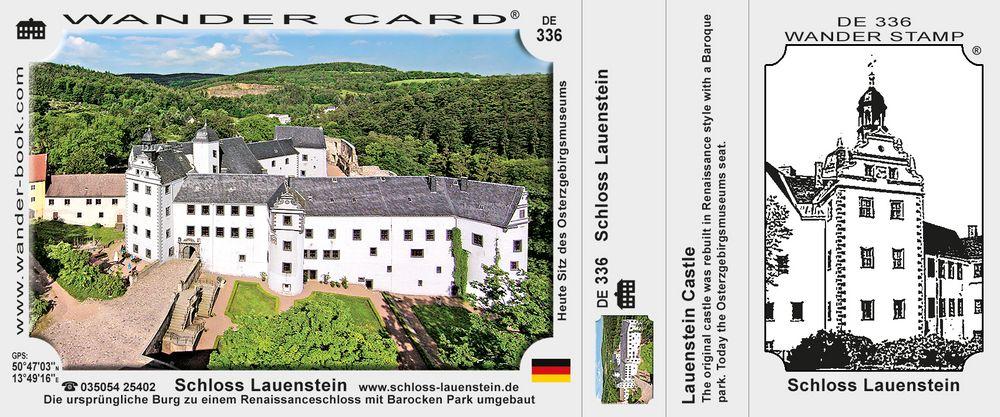 Burg und Schloss Lauenstein