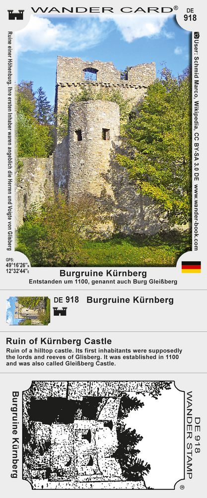 Burgruine Kürnberg