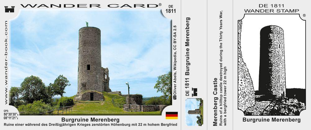 Burgruine Merenberg