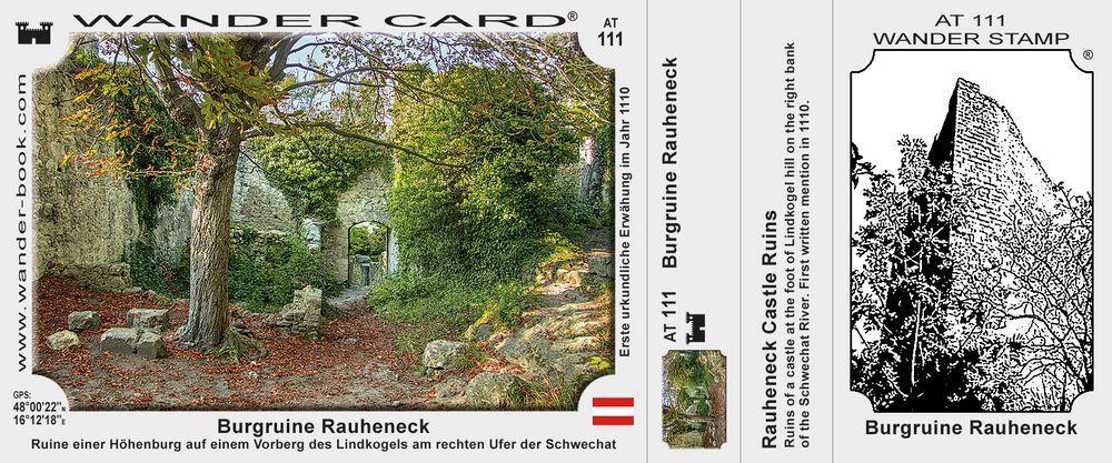Burgruine Rauheneck