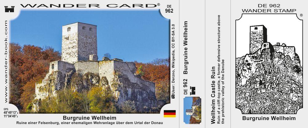 Burgruine Wellheim