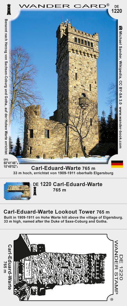 Carl-Eduard-Warte