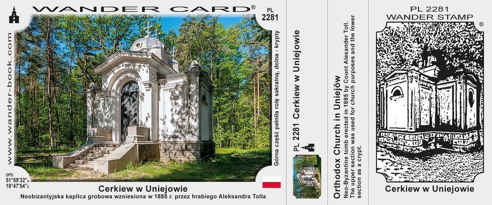 Cerkiew w Uniejowie
