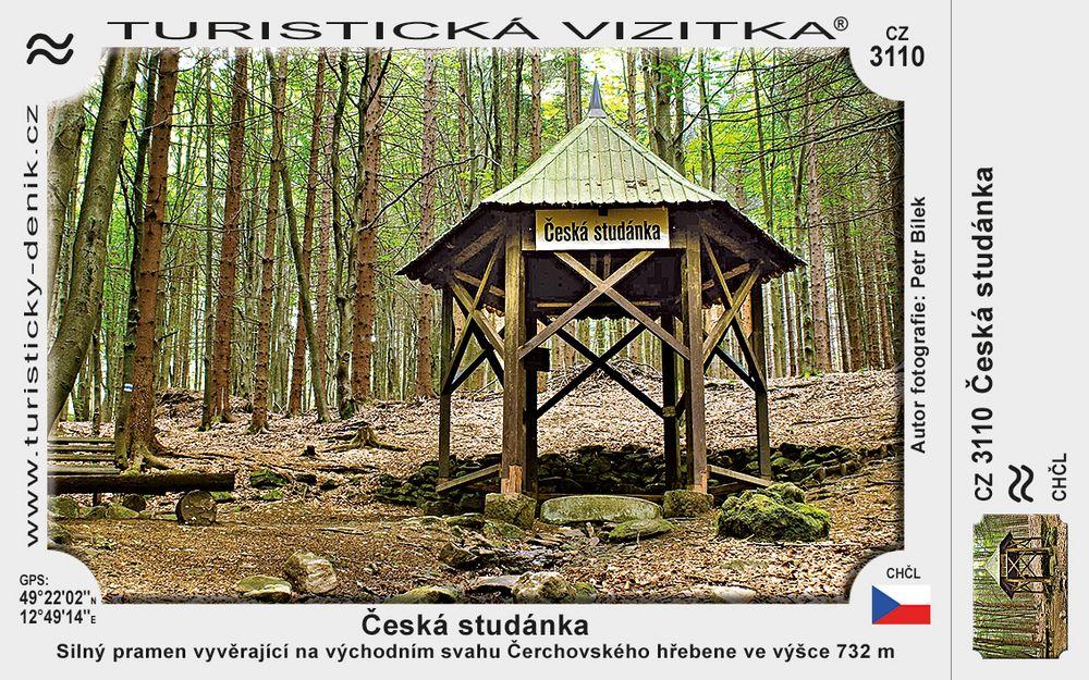 Česká studánka