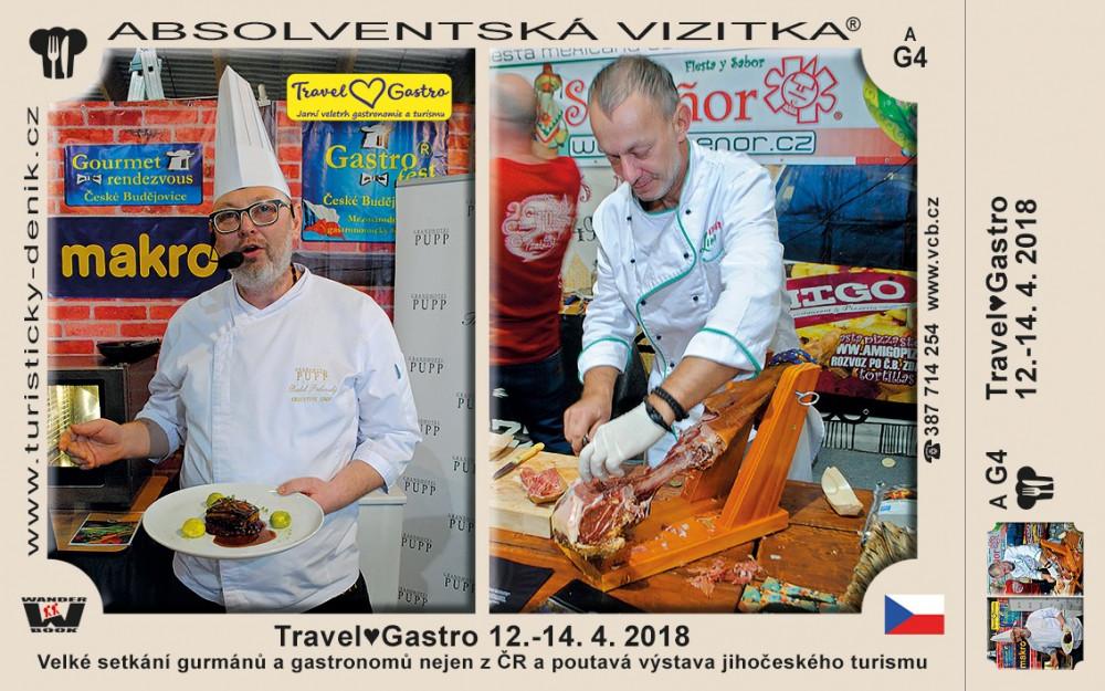 České Budějovice Travel Gastro 2018
