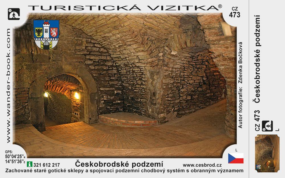 Českobrodské podzemí