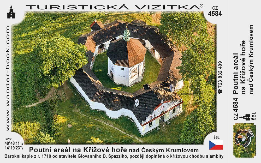 Český Krumlov Křížová hora