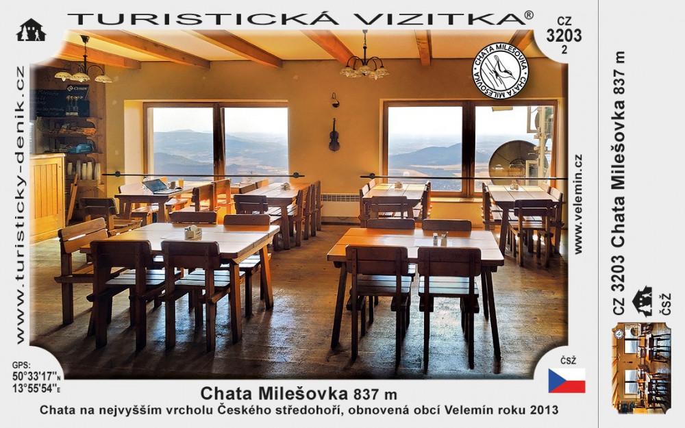 Chata Milešovka