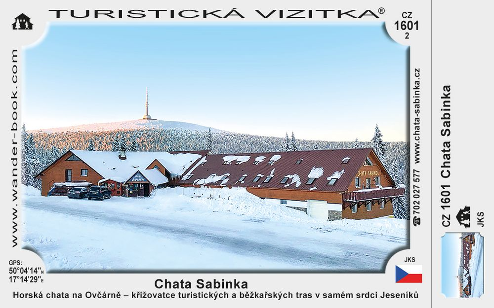 Chata Sabinka