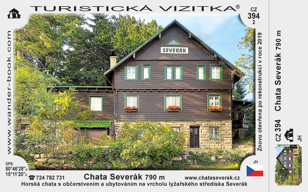 Chata Severák