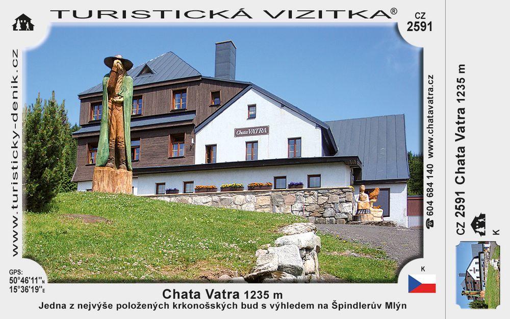 Chata Vatra