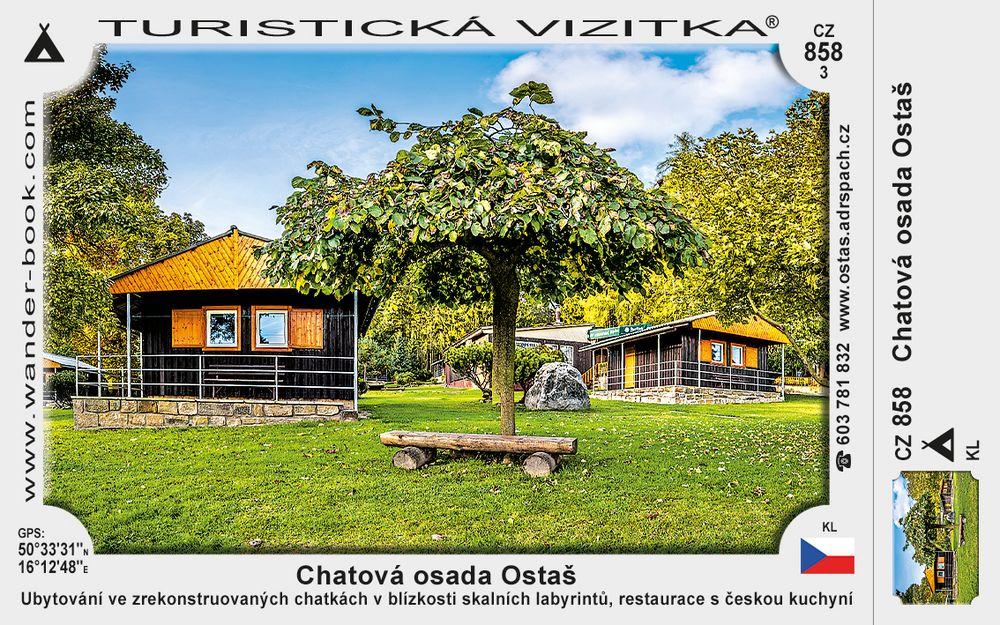 Chatová osada Ostaš