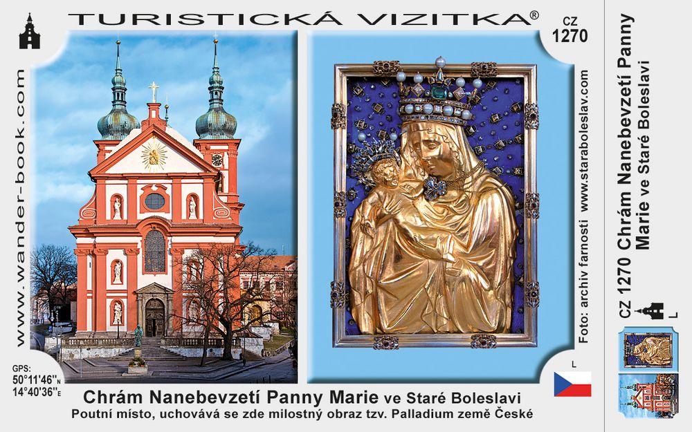 Bazilika Nanebevzetí Panny Marie ve Staré Boleslavi