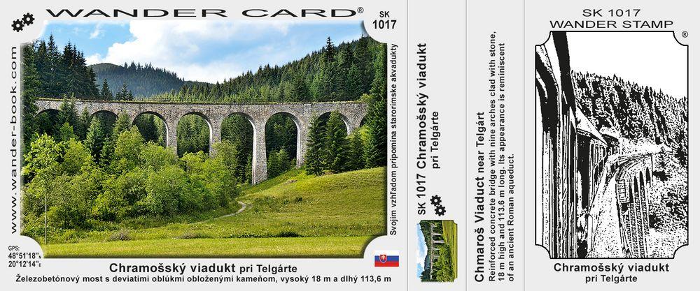 Chramošský viadukt pri Telgárte
