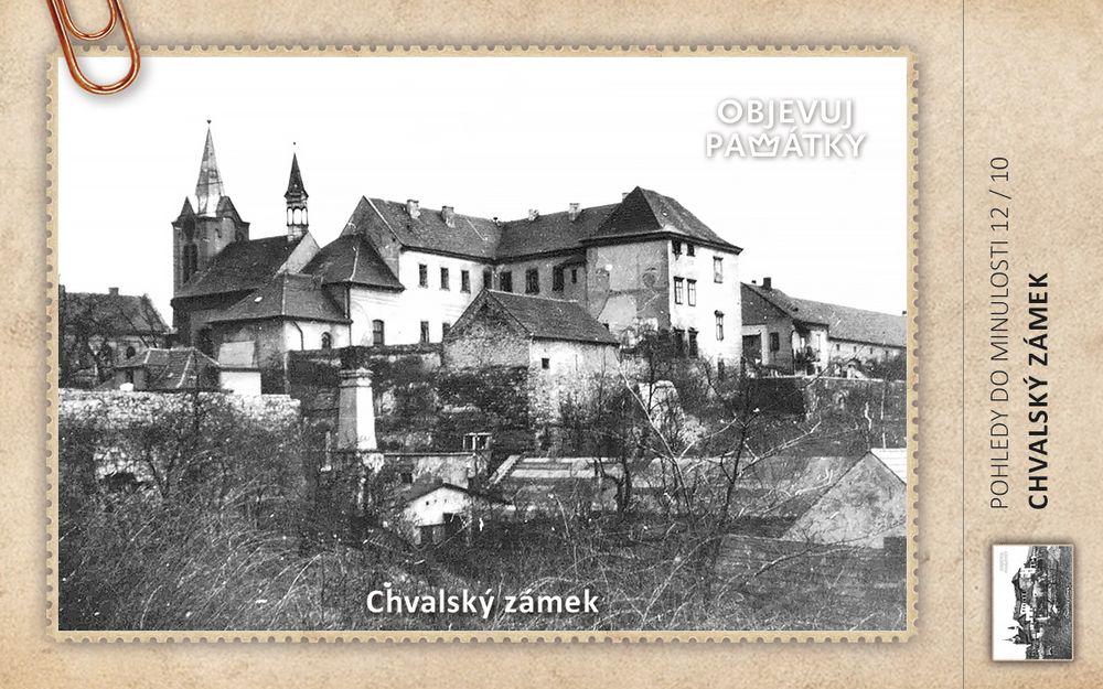 Chvalský zámek