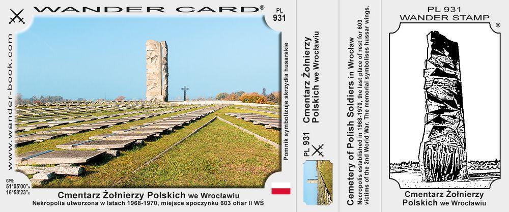 Cmentarz Żołnierzy Polskich we Wrocławiu