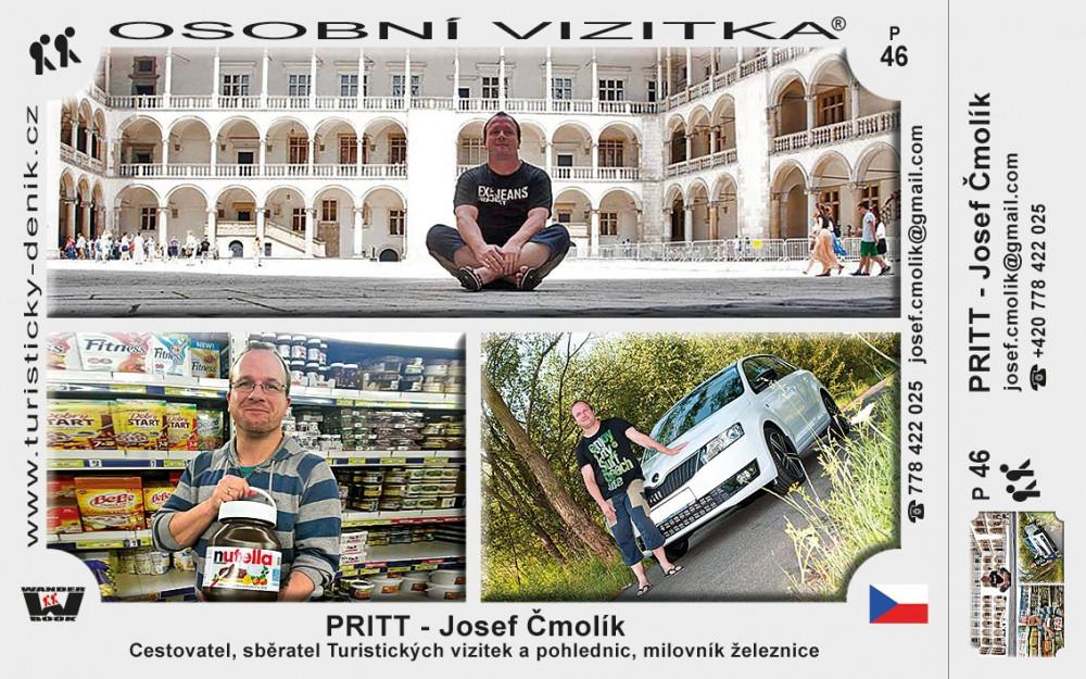 Josef Čmolík – PRITT