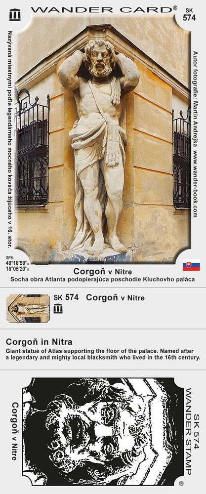 Corgoň v Nitre