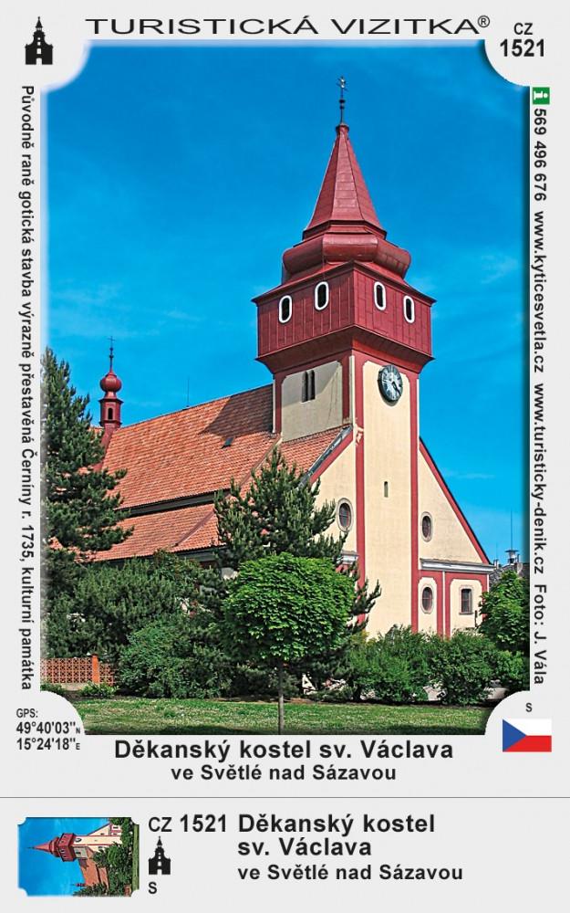 Děkanský kostel sv. Václava