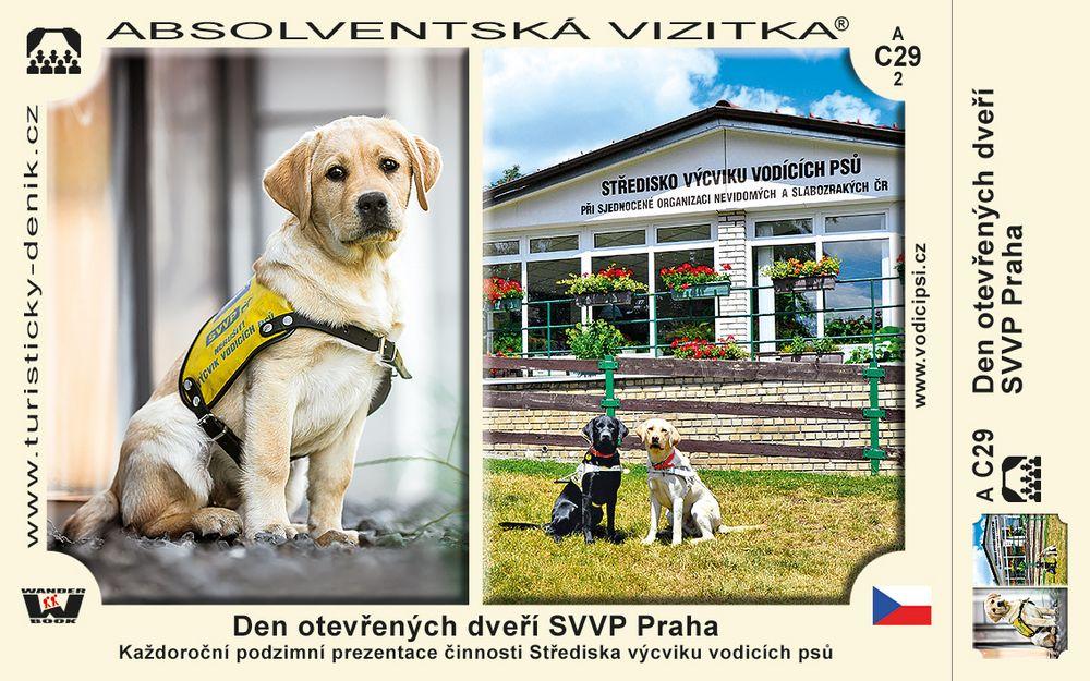 Den otevřených dveří SVVP Praha