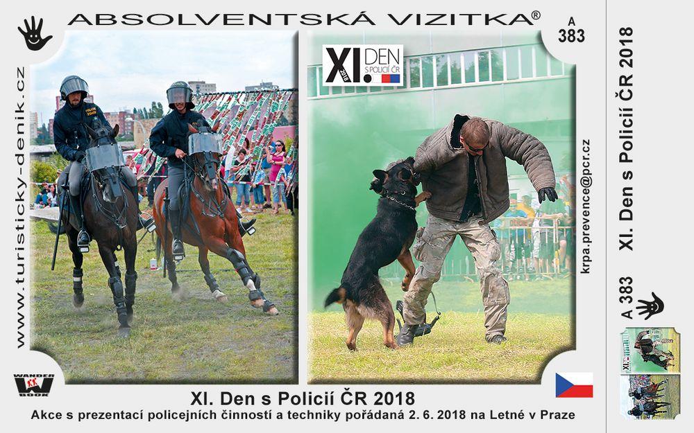 Den s Policií 2018