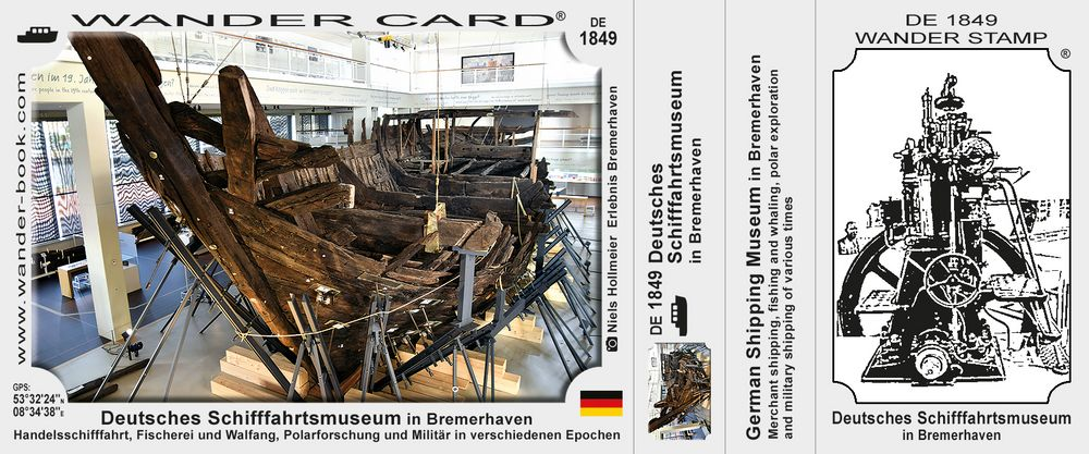 Deutsches Schifffahrtsmuseum in Bremerhaven