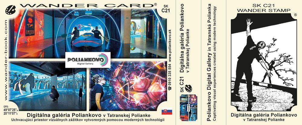 Digitálna galéria Poliankovo v Tatranskej Polianke