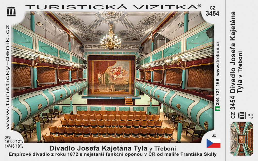 Divadlo J. K. Tyla v Třeboni