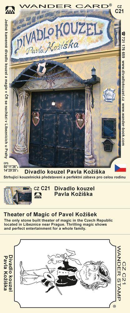 Divadlo kouzel Pavla Kožíška